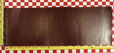 "AUTHENTIC HORWEEN LOLIPOP RED CAVALIER LEATHER 5oz 29.5""x10.5"" NAT. QLTY SPECIAL"