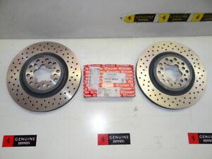 FERRARI 430 Front Brake Discs & Pads # 213484 70001085