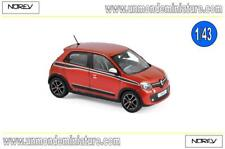 Renault Twingo Sport Pack 2014 Flamme Red  NOREV - NO 517416 - Echelle 1/43
