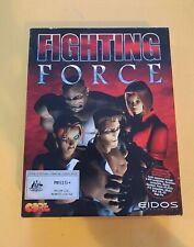 Fighting Force PC Vintage
