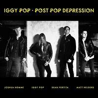 Iggy Pop - Post Pop Depression (2016)  CD  NEW  SPEEDYPOST