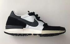 Nike Air Bermuda Men s Running Shoes 555305 003 Black Off White Size 10.5 02230234c
