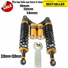 12.5'' 320mm Air Shock Absorbers Suspension For Honda Yamaha Scooter ATV Quad