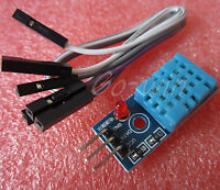 1pcs Arduino DHT11 Temperature and Relative Humidity Sensor Module