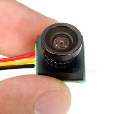 Hot Mini HD 700TVL 2.8mm Lens 170 Degree Wide Angle FPV Camera 5-12V NTSC MODE