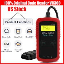 Viecar VC300 Code Reader OBD2 car check Engine light fault codes Diagnostic Tool