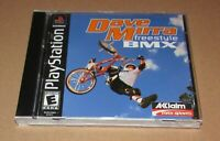 Dave Mirra Freestyle BMX for Playstation PS1 Complete Fast Shipping!