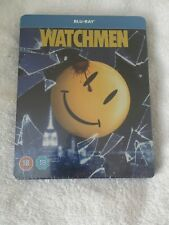 Watchmen Steelbook Edition New and Sealed UK