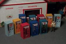 20 OLD STYLE HO SCALE SODA POP Vending Machines