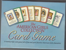 THE AMERICAN GIRLS COLLECTION CARD GAME by PLEASANT COMPANY 2002
