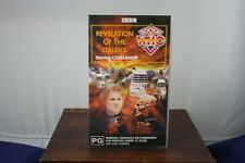 DOCTOR WHO VHS.COLIN BAKER.REVELATION OF THE DALEKS....MAKE AN OFFER