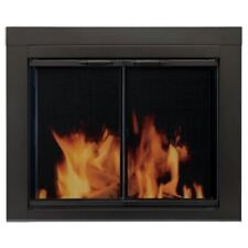 steel fireplace screens doors for sale ebay rh ebay com