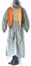 MILITARY OUTFIT W/ BOOTS & JACKET LIONEL SMITH SPARTAN