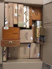 Cigar Box Cohiba And Others 19 Empty Cigars Box guitar
