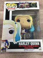 Funko Pop Suicide Squad Harley Quinn #97 D01