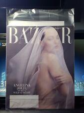 Harpers Bazaar Magazine Dec.2019/Jan.2020 ~ Angelina Jolie ~ New!