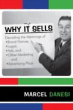 Why It Sells: Decoding the Meanings of Brand Names-ExLibrary