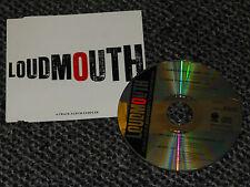 BOB GELDOF LOUDMOUTH UK 1994 VERTIGO 4 TRACK PROMO CD