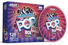 Zoom Karaoke Pop Box 2017 A Year In Karaoke - Party Pack - 6 CDG Box Set - 120