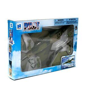 F-4 Phantom II McDonnell Douglas Fighter Plane New-Ray 1:72 Sky Pilot Model Kit