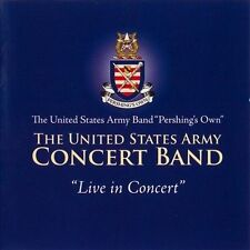 US Army Band: Live in Concert, New Music