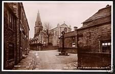 Glossop near Hadfield. Old Cross & Parish Ch by Dale,G~