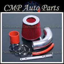 RED 2002-2006 BMW MINI COOPER S 1.6 1.6L SUPERCHARGED AIR INTAKE KIT SYSTEMS