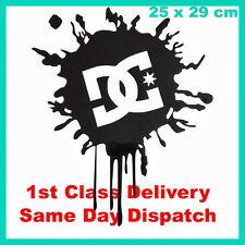 DC Ken Block SPLAT Car Sticker Decal Hoonigan Monster Energy Claws Drift 25*29cm