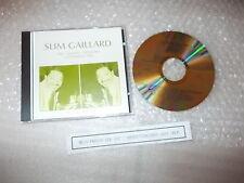 CD Jazz slim Gaillard-trio/quartet Los Angeles 1945 (12 chanson) Musidisc