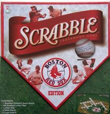 BOSTON RED SOX OFFICIALLY LICENSED SCRABBLE GAME