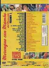 dvd MERENGUE CON MAMBO Aguakate KRISSPY Eddy Herrera 34 clips Frank Reyes JULIAN