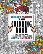 Where's Waldo? the Coloring Book: By Handford, Martin Handford, Martin