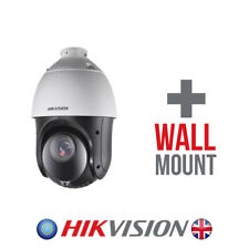 Hikvision DS-2DE4225IW-DE 2MP 1080P 25X Zoom CCTV HD IP PTZ Camera + Wall Mount