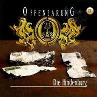 "OFFENBARUNG 23 ""DIE HINDENBURG (FOLGE 11)"" CD NEW"