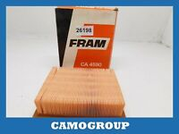 Air Filter Fram DAIHATSU Charade 2 3 Series Sparcar 1000 Cc CA4590