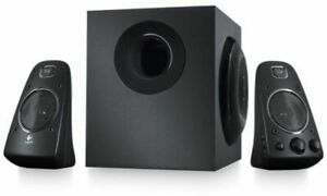 Logitech Z623 THX-Certified 2.1 Speaker System with Subwoofer (IL/RT5-980-000...