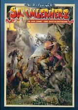 Sammlerherz 17 Robinson Hansrudi Wäscher Tarzan Mecki General Custer