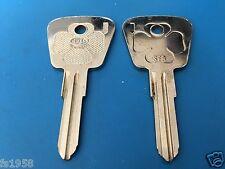 ALFA ROMEO ALFASUD BERLINA E SPRINT, chiave del grezzo porte DL profilo SF 8