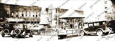 "Jasper, Alabama 1912 Vintage Historic Sepia Photo Reprint 5x14"" FREE SHIPPING!"