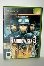 RAINBOW SIX 3 GIOCO USATO BUONO STATO XBOX EDIZIONE ITALIANA PAL GD1 40063