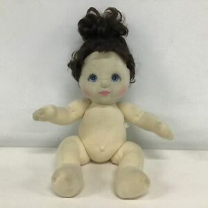 Brunette 1985 My Child Doll with Blue Eyes #451