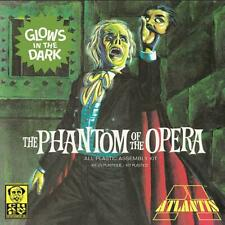Phantom Of The Opera Glow Square Box 1/8 Model Kit Atlantis / Aurora PRE-SALE