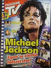 MICHAEL JACKSON  mag FRONT cover 29/2009 Farrah Fawcett, Kylie Minogue