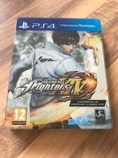 PS4    :    Steelbook         THE KING OF FIGHTERS XIV