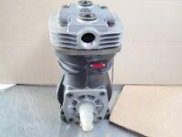 Original Wabco Einzylinder Kompressor 4111438057 ersetzt 4111438050 für Unimog