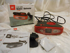 HFT 12 Volt Auto Heater & Defroster with Light & Mounting Base #60525