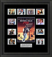 Beverly Hills Cop 2 Framed 35mm Film Cell Memorabilia Filmcells Movie Cell