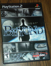 Echo Night: Beyond Sony PlayStation 2, 2004 PS2 Game