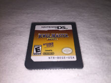 Jewel Master: Egypt (Nintendo DS, 2009) NDS Game Cartridge Excellent!