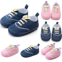 Kids Baby Girl Boys Shoes Comfort Butterfly-knot Fashion First Walkers Kid Shoes